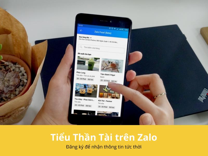 Zalo notification