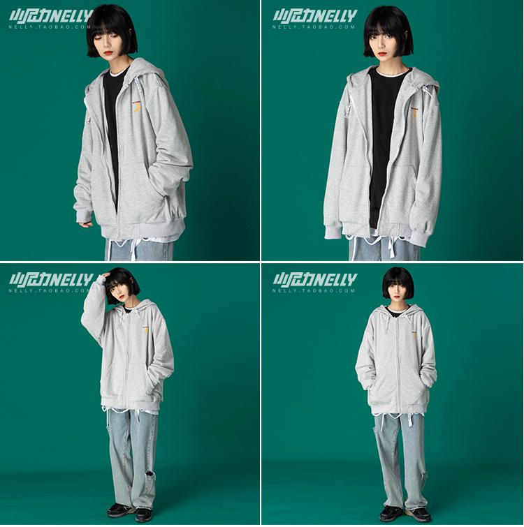 áo hoodie nelly street style