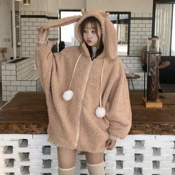 áo khoác lông cừu